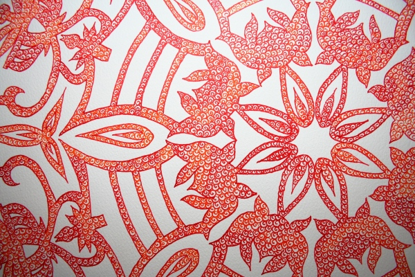 Sarah Crowther Chinese Papercut detail2